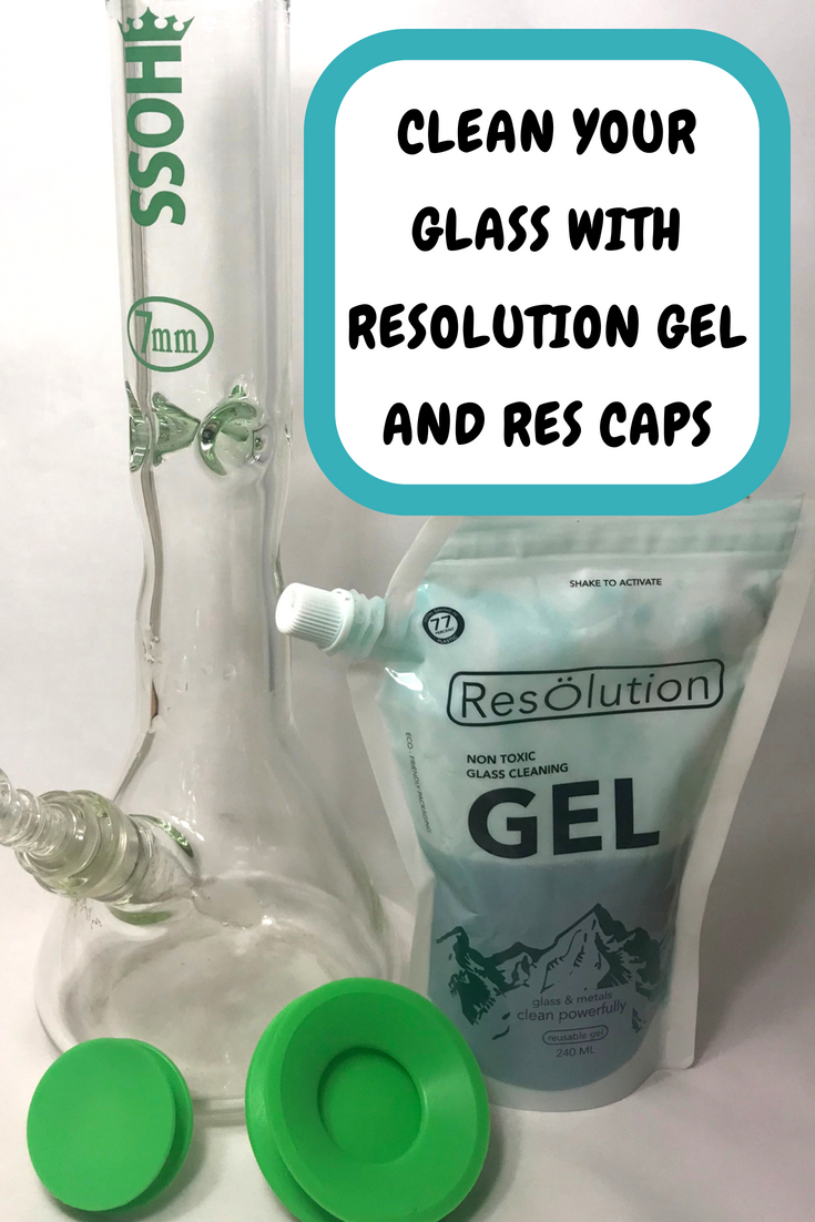 Review and Tutorial of Resolution Gel Cleaner and Res Caps