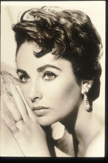 Elizabeth Taylor in 1950