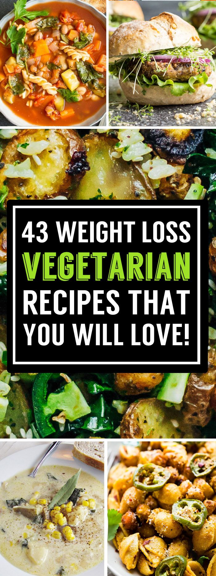 43 Delicious Vegetarian Recipes That Can Help Boost Your Diet Gains! -   15 healthy recipes vegetarian ideas