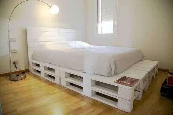Camas de tarimas DECORACION Pinterest House - camas con tarimas