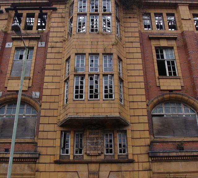Merthyr Tydfil YMCA Building. By nicksareby.