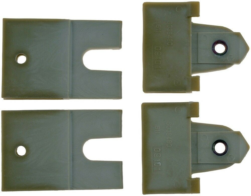 Door Glass Attaching Clips-Carded Front,Rear Dorman 38480