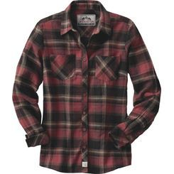 Let loose in our timeless flannels, featuring a new selection of exclusive yarn-dyed plaids. Featuring lightweight soft brushed 5.5 oz. pure cotton flannel for cozy comfort. Wear it alone or layer up during those brisk fall days. Tailored fit with embroidered decorations.