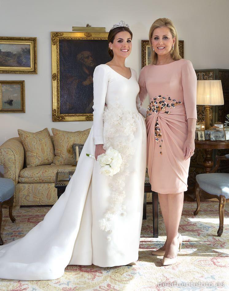 resultado de imagen de nati abascal madrina | novias | vestidos de