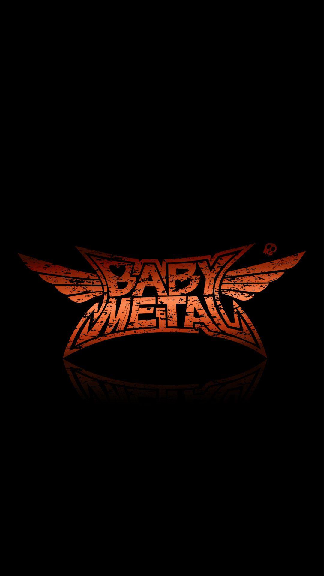 Babymetal 定番ロゴ Babymetal 壁紙 ヘビーメタル バンドロゴ