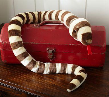 Snake Plush Pottery Barn Kids Furniture Plush Pottery