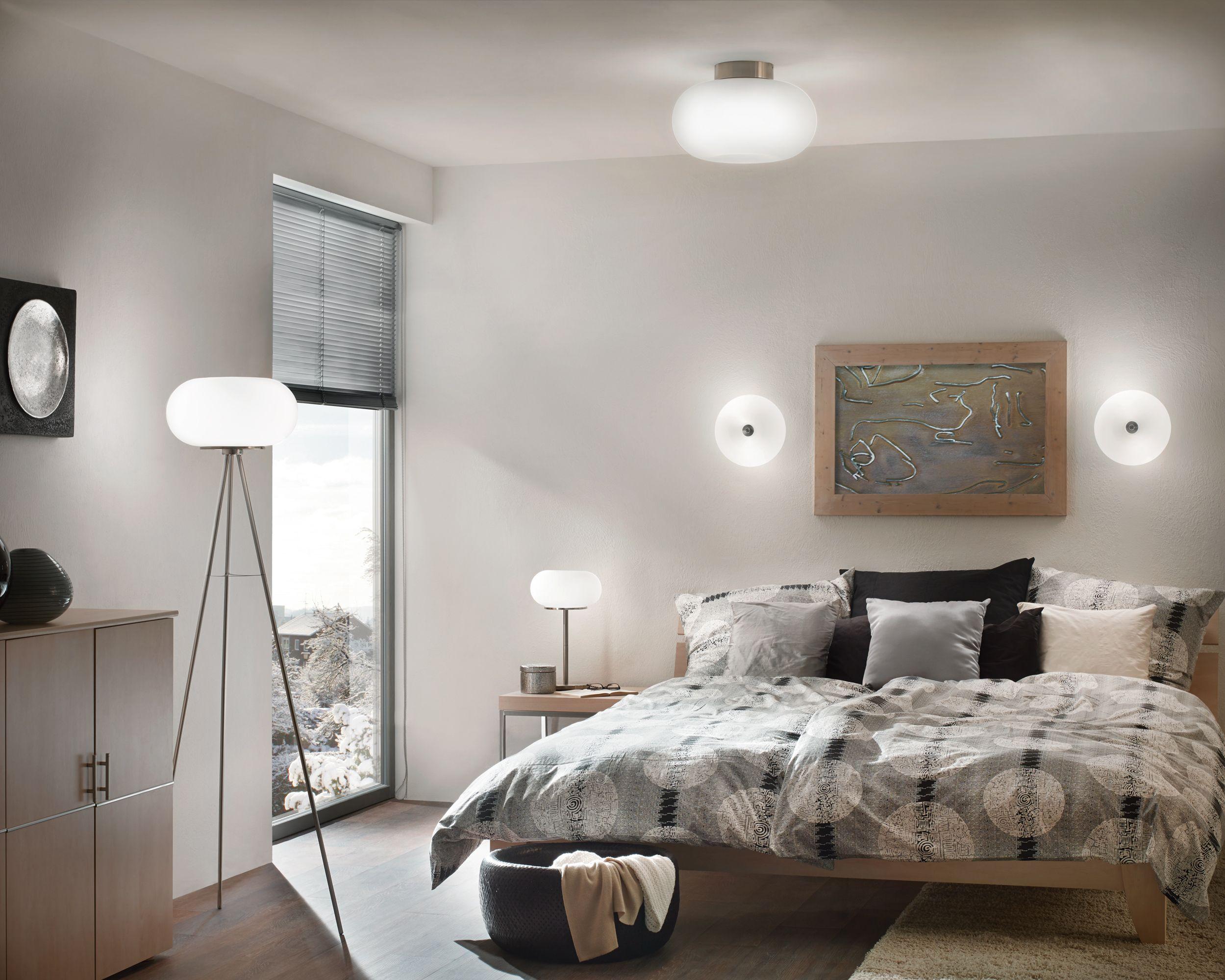 praxis de slaapkamer kun je ook door middel van verlichting de juiste sfeer geven