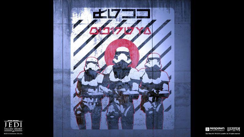 The Art Of Star Wars Jedi Fallen Order In 2020 Star Wars Jedi Jedi Star Wars Video Games