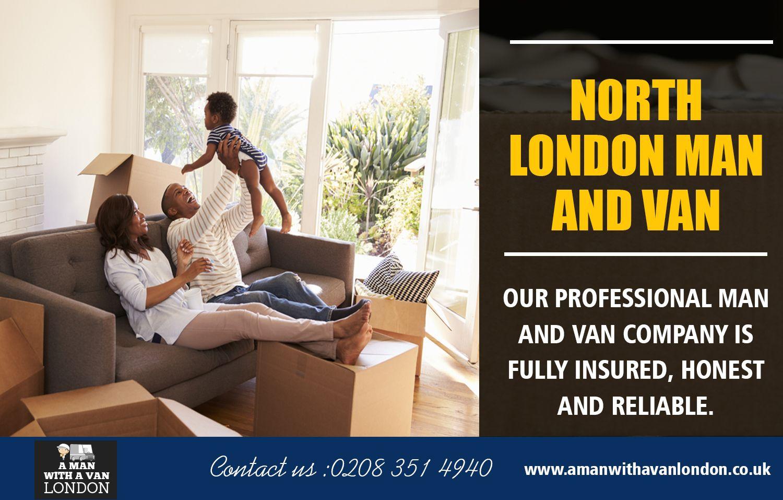 North London Man and Van 020 8351 4940