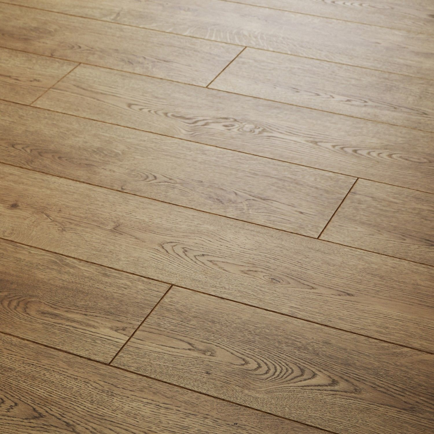 Quattro 8 abbey oak laminate flooring house ideas for Rubber laminate flooring