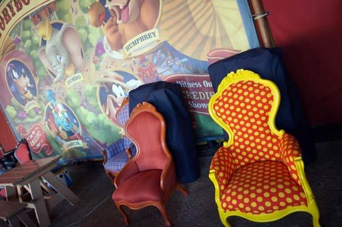 Five Free Places To Sit And Relax In The Magic Kingdom