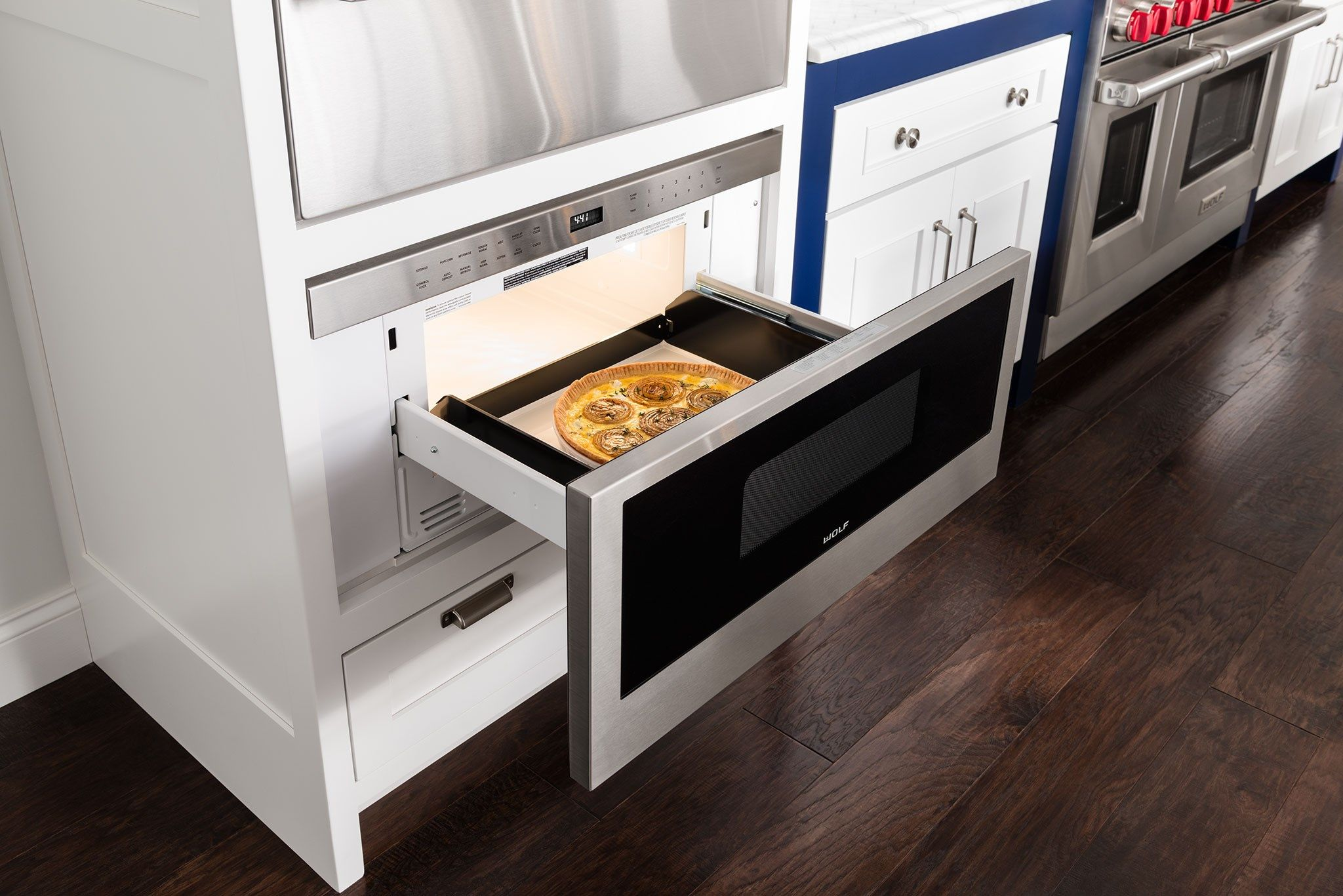 Sharp Microwave Drawer Kitchen Traditional