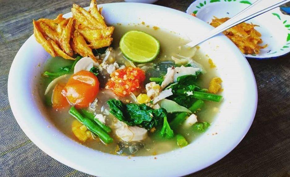 Resep Kapurung Khas Sulawesi Selatan Yang Enak Segar Dan Lezat Iniresep Com Resep Resep Makanan Resep Masakan