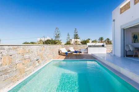 Check out this awesome listing on Airbnb: Thalasses Villas - Villa Persi - Villas for Rent in Pigianos Kampos