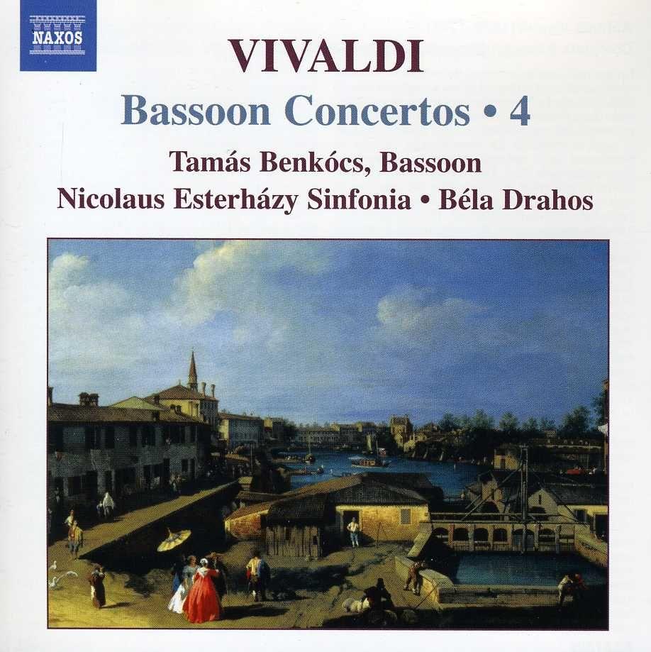 Tamas Benkocs - Vivaldi: Complete Bassoon Concertos 4