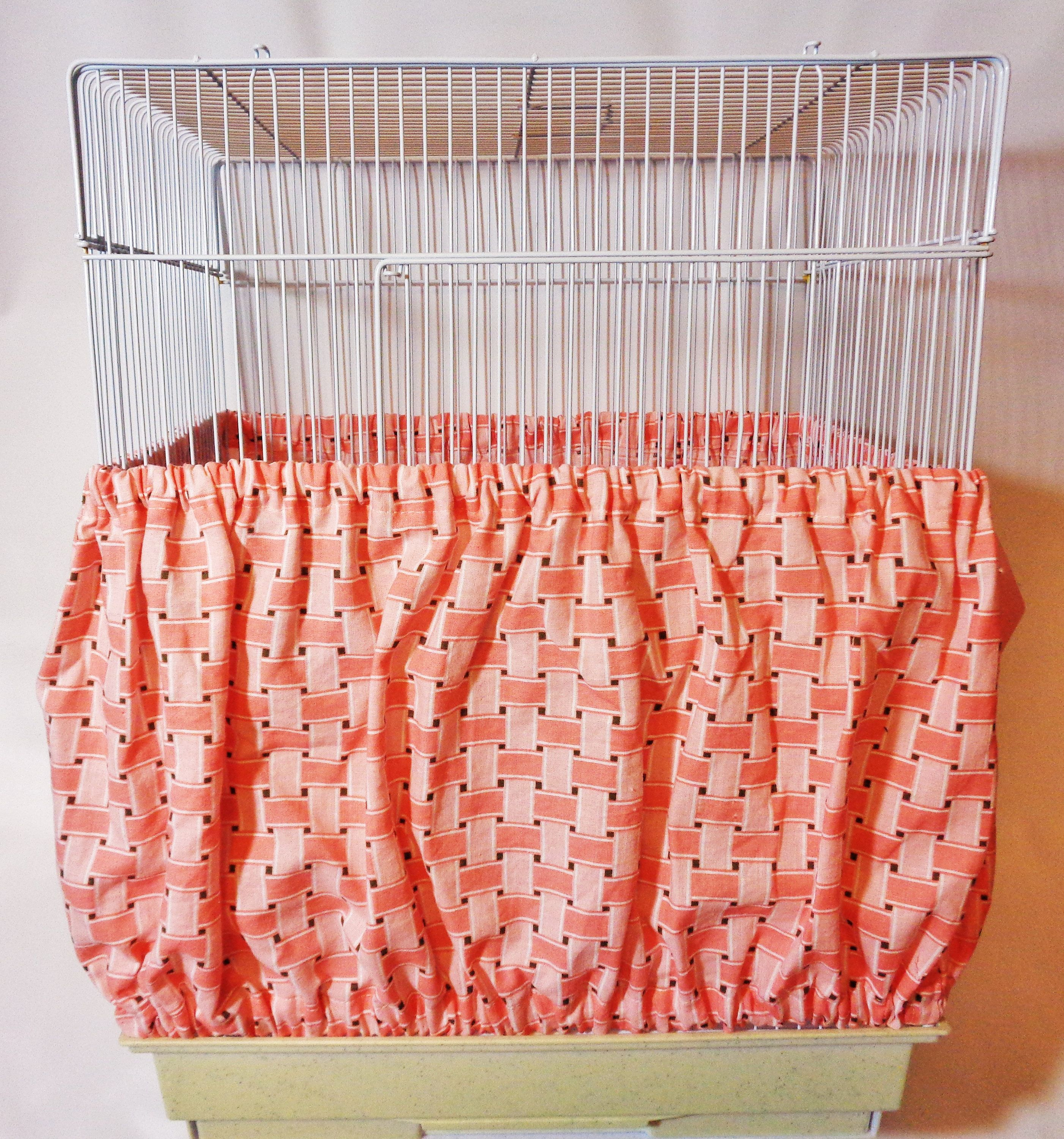 Large Extra Large Bird Cage Skirt Etsy In 2020 Large Bird Cages Bird Cage Covers Cage Skirt