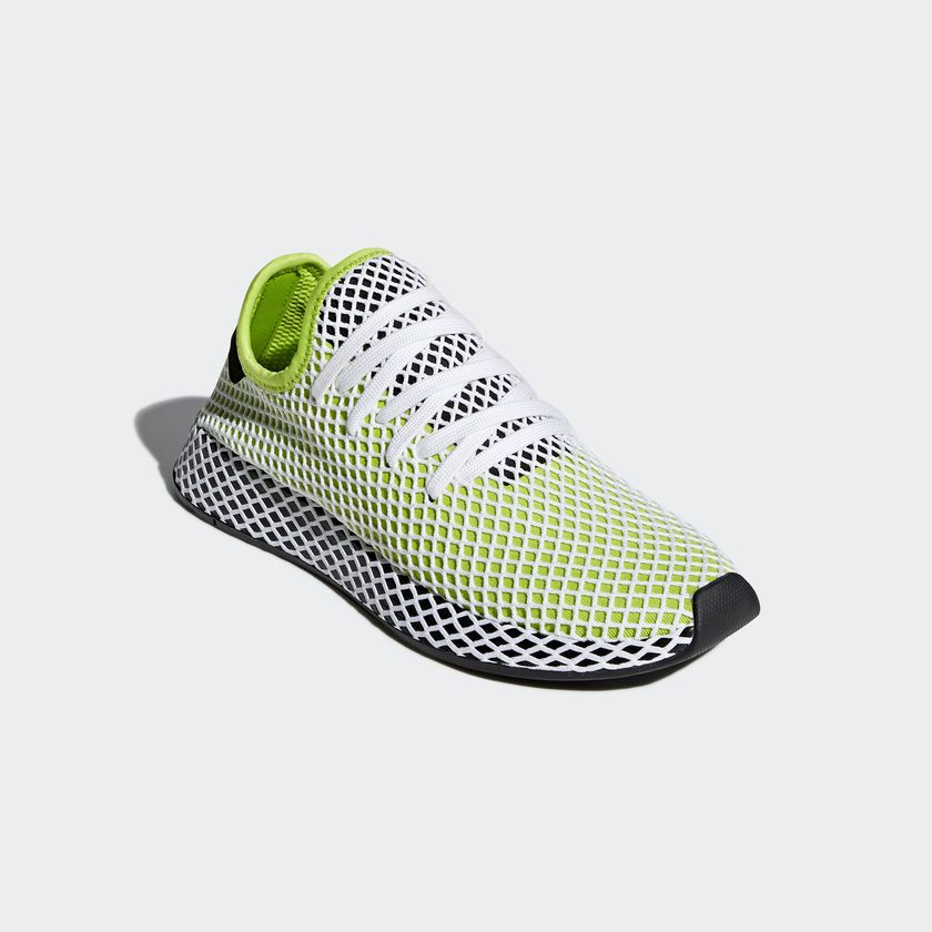 wholesale dealer 033d6 224be adidas Deerupt Runner Shoes - Green  adidas US