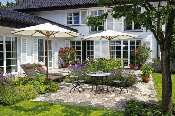 Endlich wieder draußen sitzen: Terrassen-Ideen | Garten & Grün ...