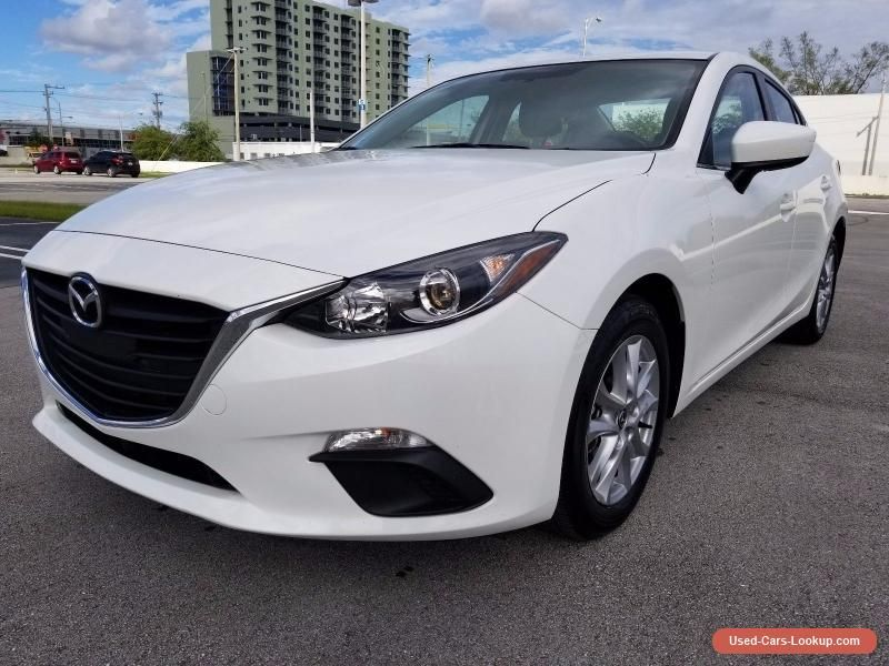 Car for Sale 2016 Mazda Mazda3