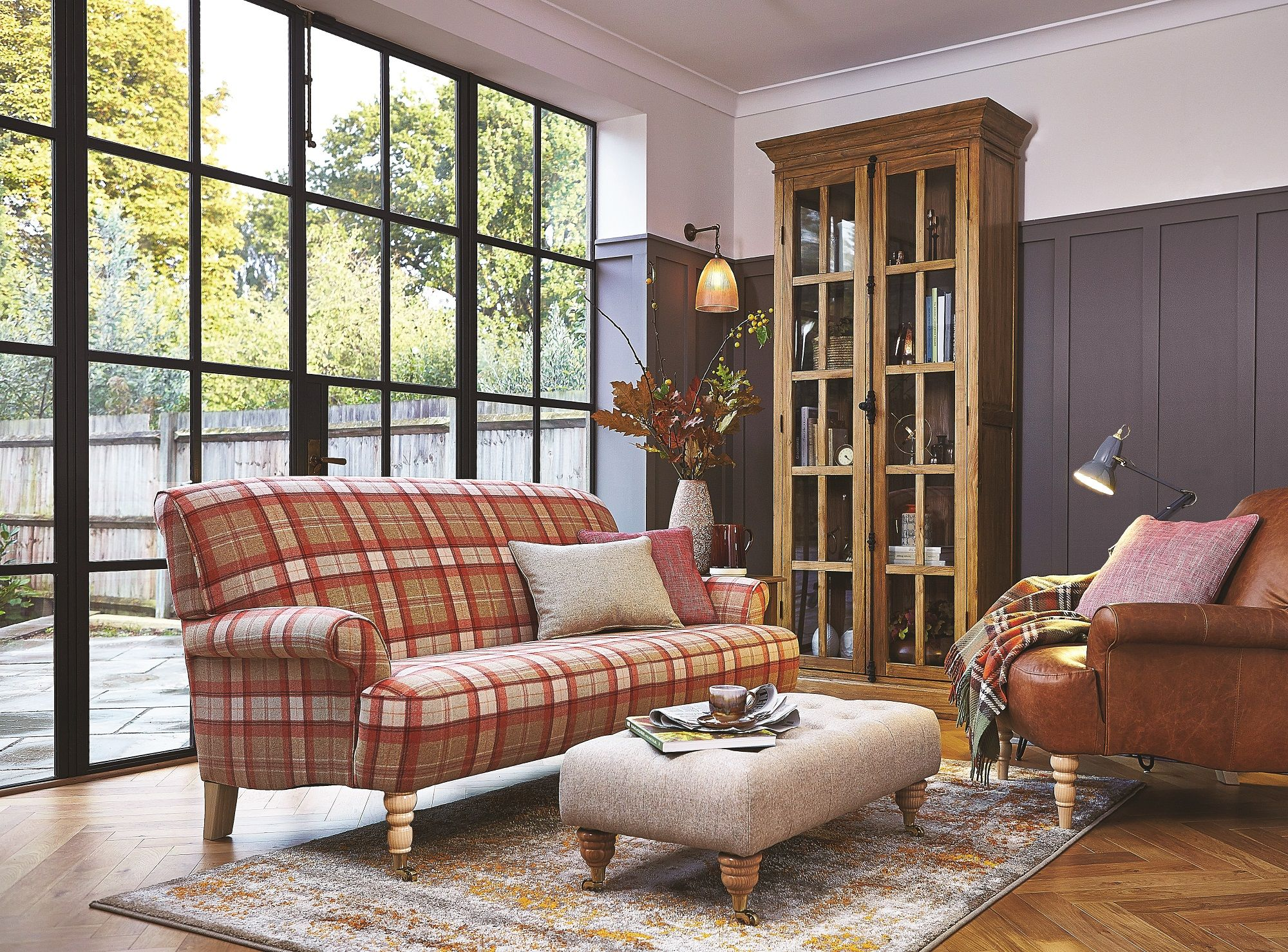 Our Newly Launched Greenwich Sofa Range In Linwood Beachcomber Pentland Fabric Http Www