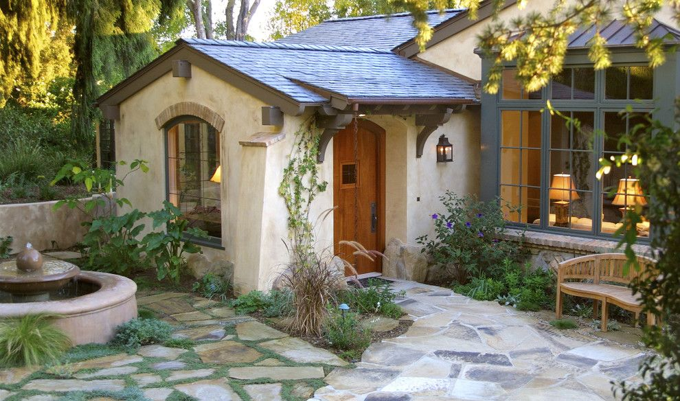 Exterior Entrance   Traditional   Entry   Santa Barbara   Tom Meaney  Architect, AIA   Now, How Adorable Is This?