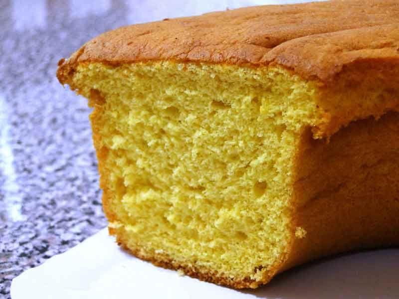 bizcocho de limon sin azucar para diabeticos
