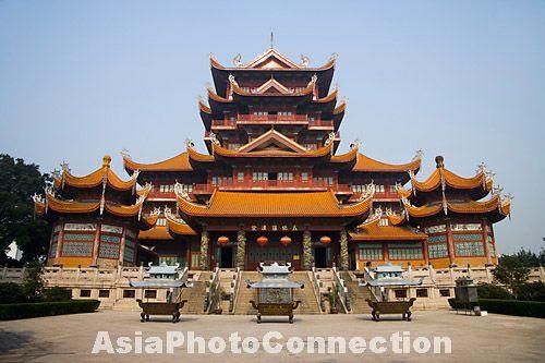 Xichan Temple Fuzhou Fujian Province China