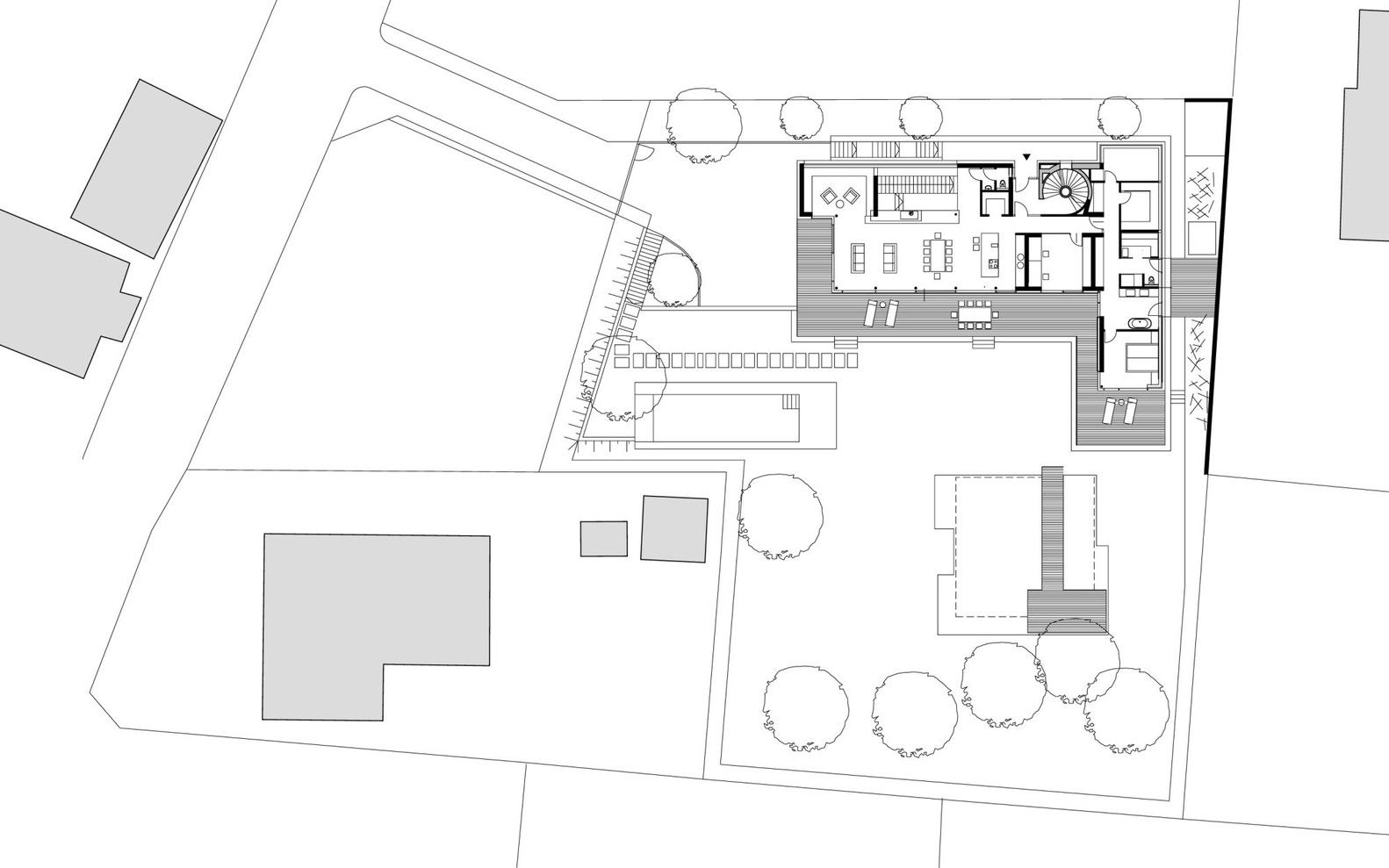 Gallery of Villa S / TWO IN A BOX - ARCHITEKTEN ZT GMBH - 9 | Villas on icon house, chart house, label house,