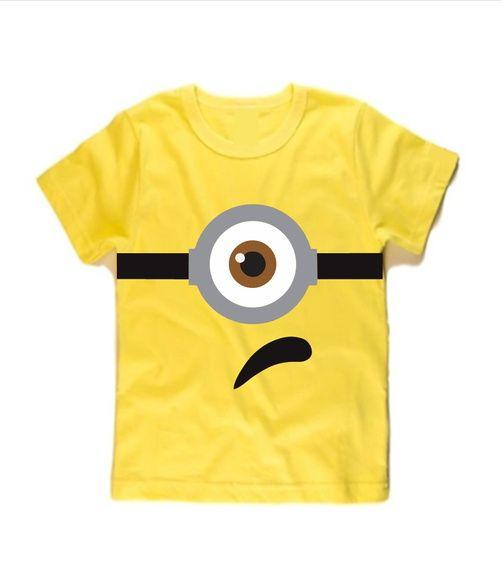 9c5b1430c Camiseta Personalizada Minions