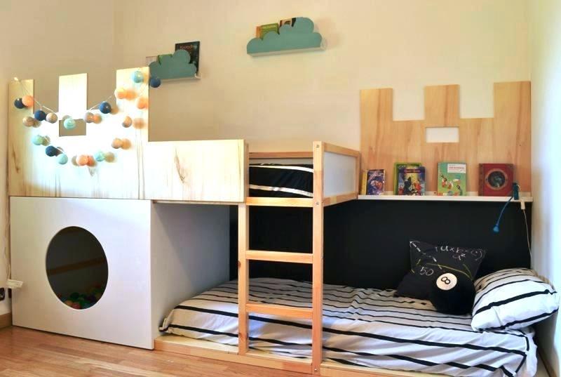 Ikea Kura Reversible Bed Instructions Assembly Reviews Kids Bunk