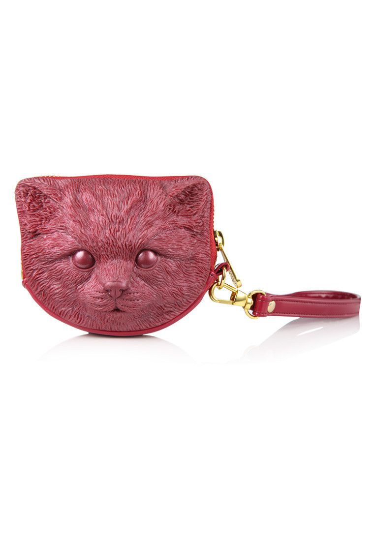 Tuna Kitten - Clutch Bag
