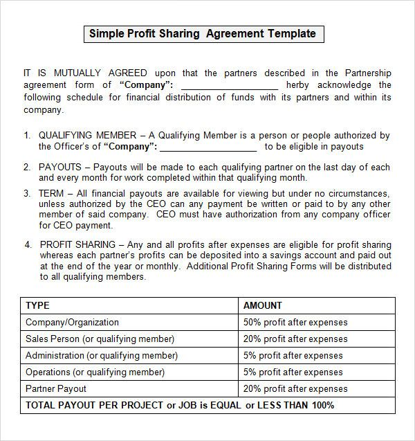 Loan Contract Template Loan Agreement Form Pinterest - partnership agreement form