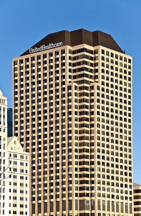 United Healthcare In City Place Building In Hartford By Phil