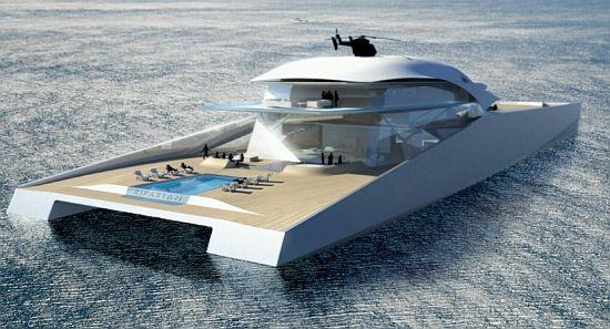 riparian design yacht   Riparian Yacht: Lusso moderno!