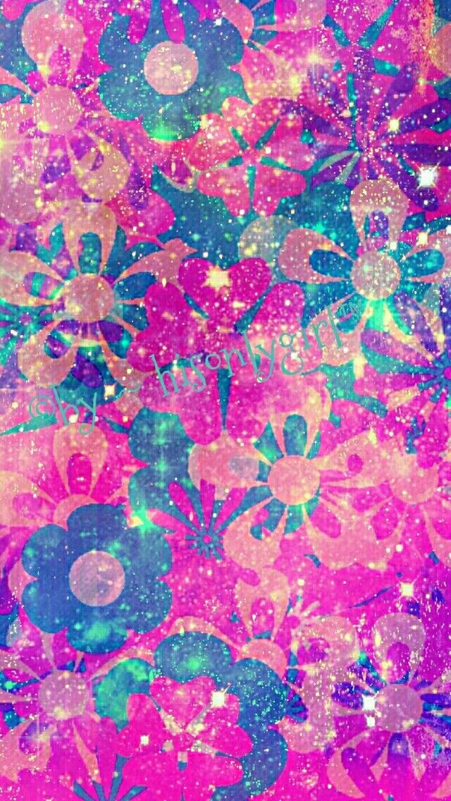 Permalink to Glitter Wallpaper App Colorful Flower Images
