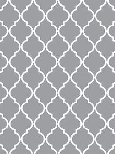 Grey and white pattern google search bathroom yellow for Grey patterned wallpaper
