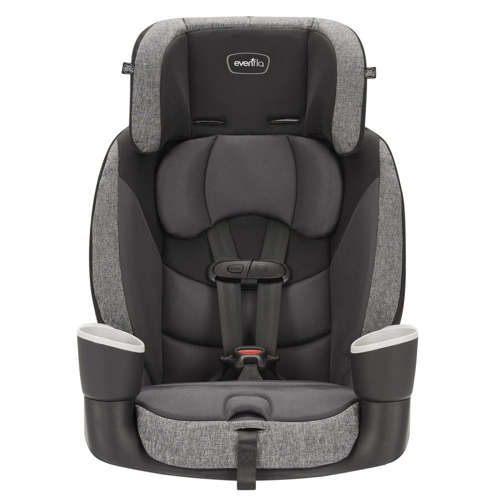 Evenflo Maestro Sport Harness Booster Car Seat Aspen Skies In