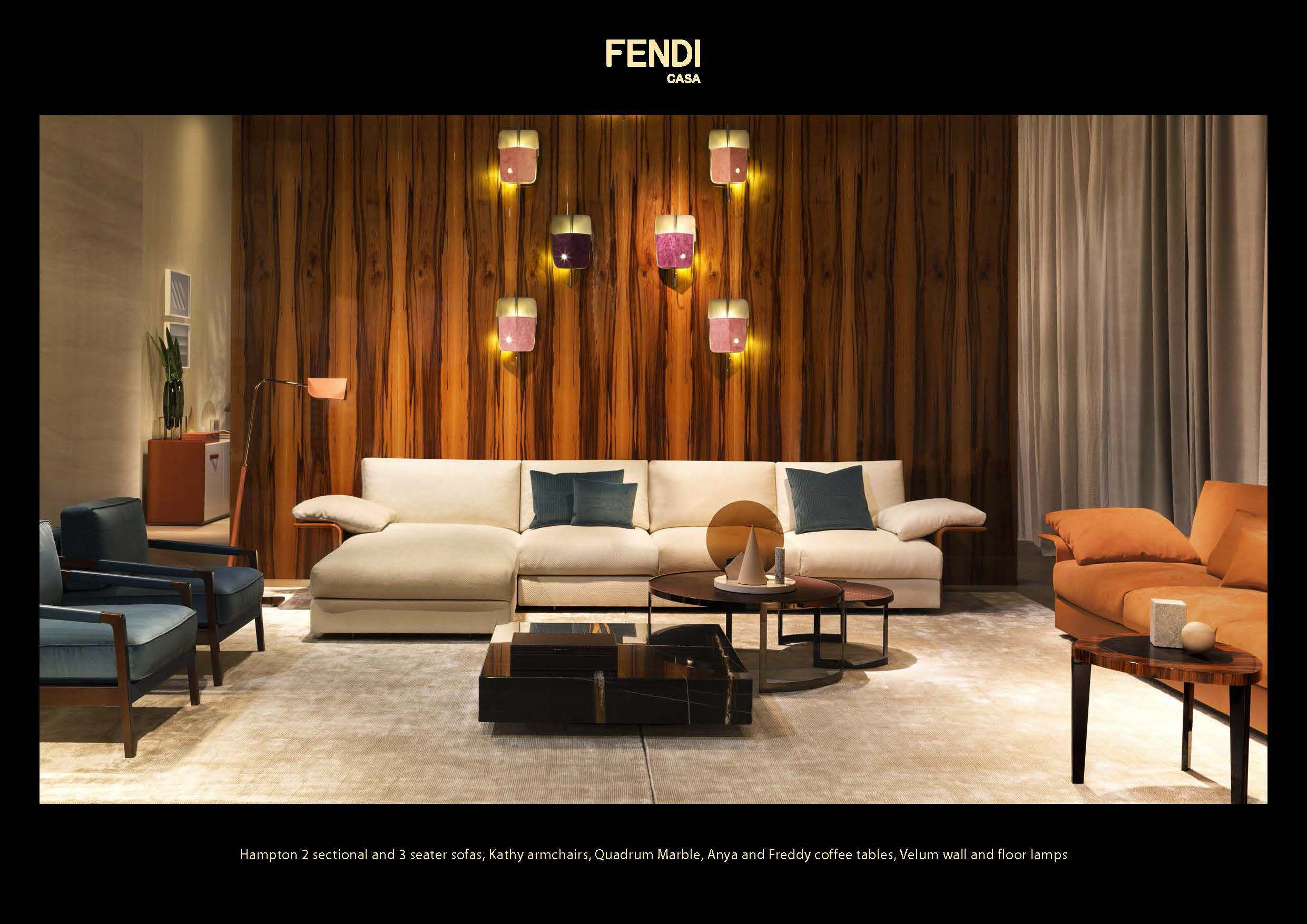 Best Fendi Casa 2017 Collection Furniture Design 400 x 300
