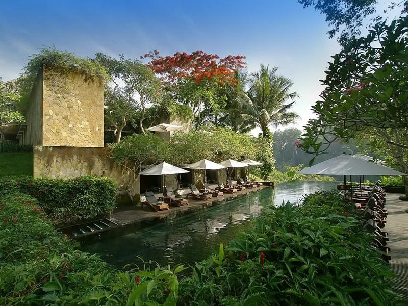 Balis Paradis Tropical Maya Ubud Resort