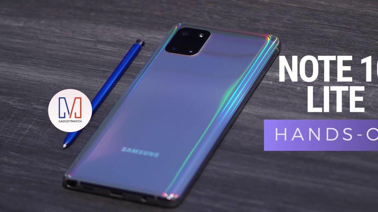 Note 10 Lite هل يستحق الشراء فكر كويس قبل ماتشتريه جلاكسي نوت 10 لايت Samsung Galaxy Phone Galaxy Phone Galaxy