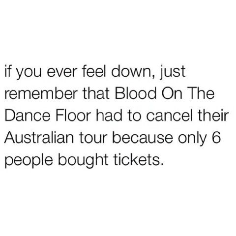 That band is one of the worst bands on this planet... Awesome job Australia!