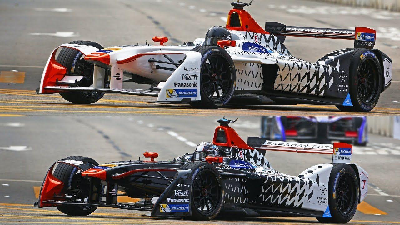 Team Profile Faraday Future Dragon Racing