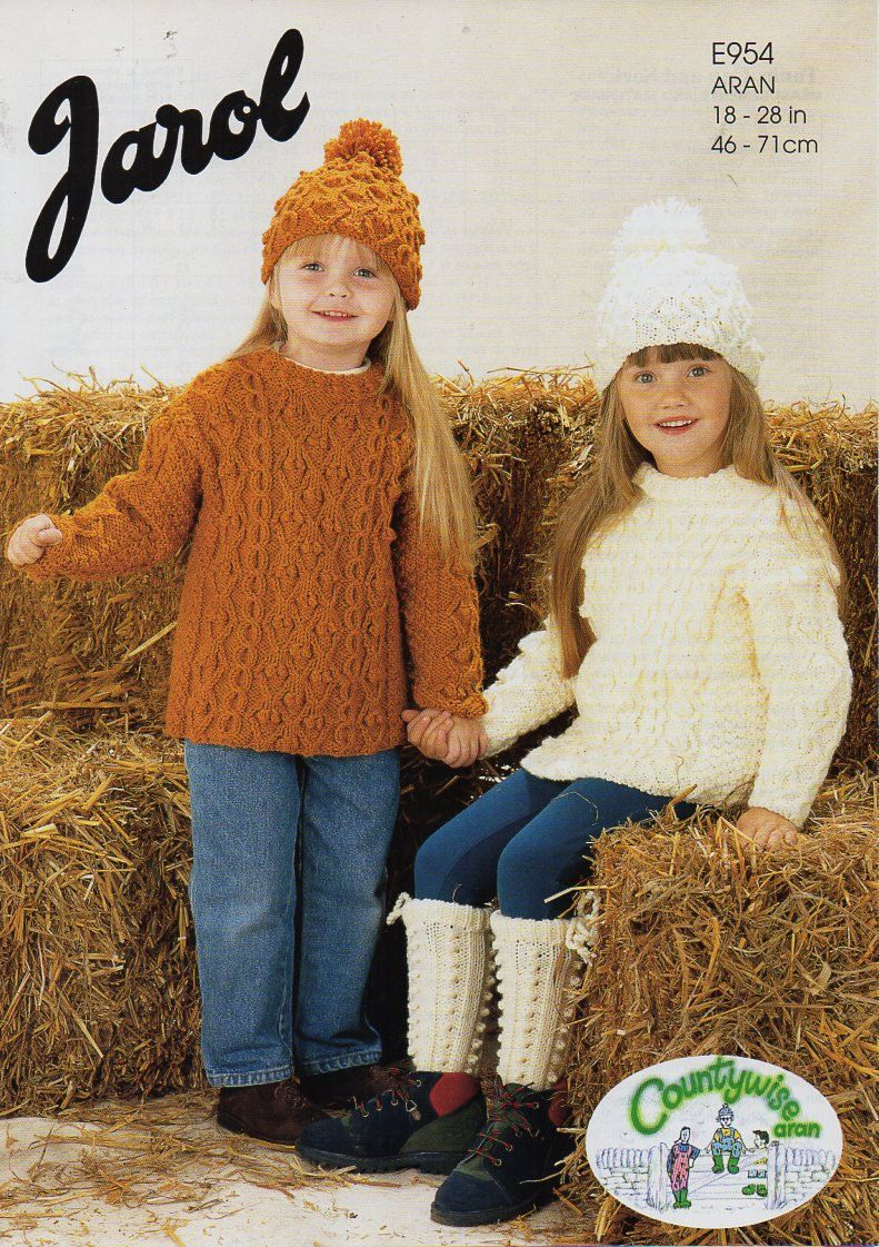 Baby childs childrens aran sweater hat childrens knitting pattern baby childs childrens aran sweater hat childrens knitting pattern pdf download dt1010fo