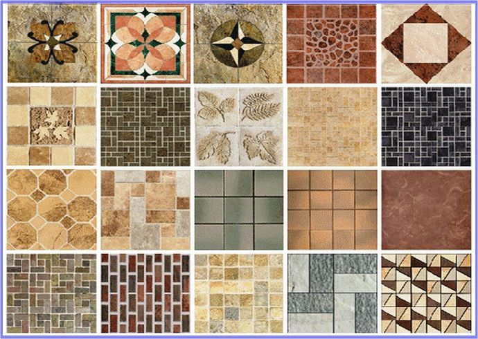 Kitchen Floor Tile Pattern Ideas Part 37