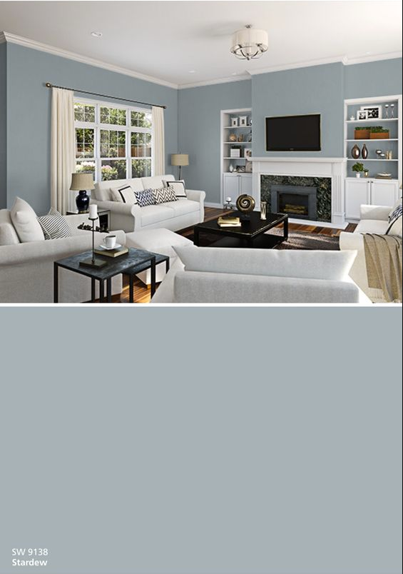 Stardew Sherwin Williams Sw9138 Trending Relaxing Grey Dukes Painting Favorite Paint Colors