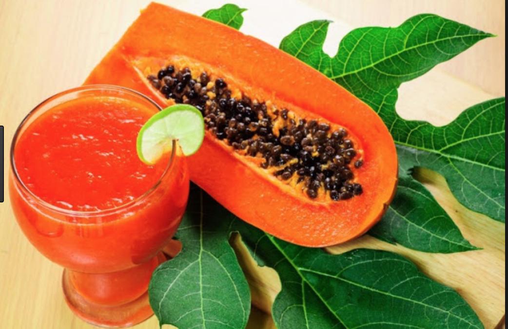 como usar la papaya para bajar de peso