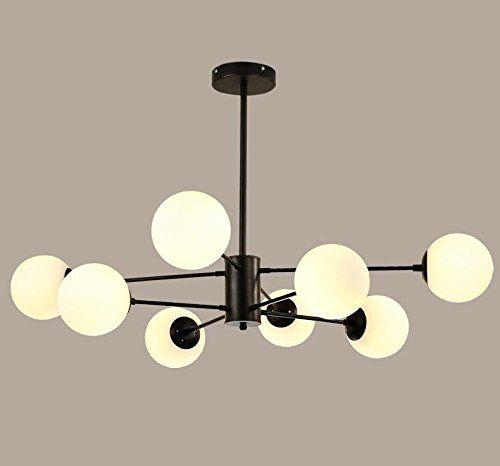 SEESUNG Moderne Kreative Kronleuchter Wohnzimmer Lichter