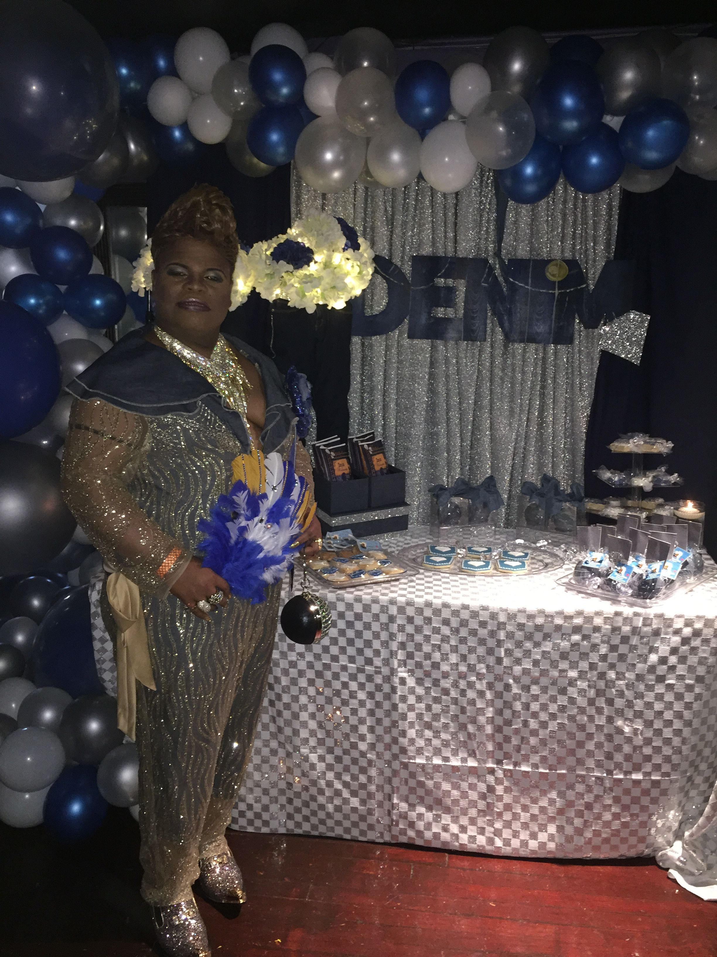 Denim And Diamonds Birthday Party Bling Bling Party
