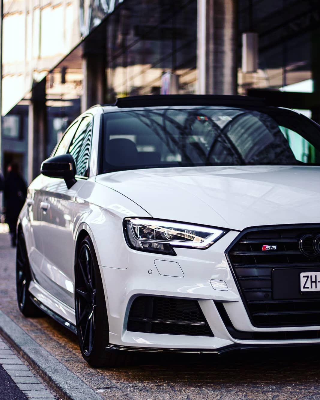 Audi S3 Sedan Modified Audi S3 Sedan In 2020 Audi Rs3 Audi Sedan Audi