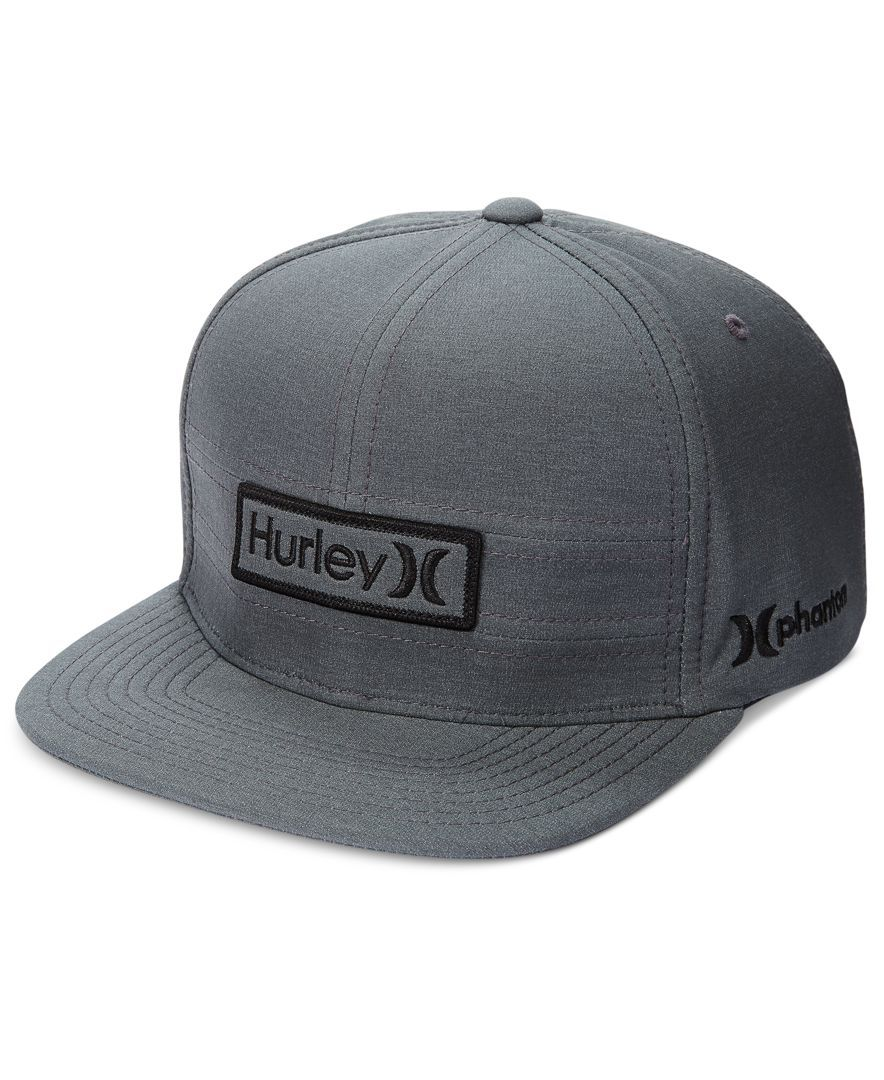 1f8cb1bafc1 Hurley Men's Phantom Ever Light Hat | Ball caps | Hurley hats, Hats ...